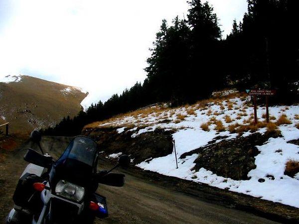 Bull Mountain Pass