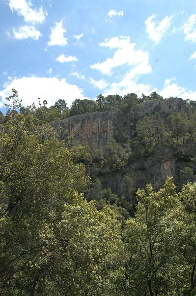 On the route de st cezaire