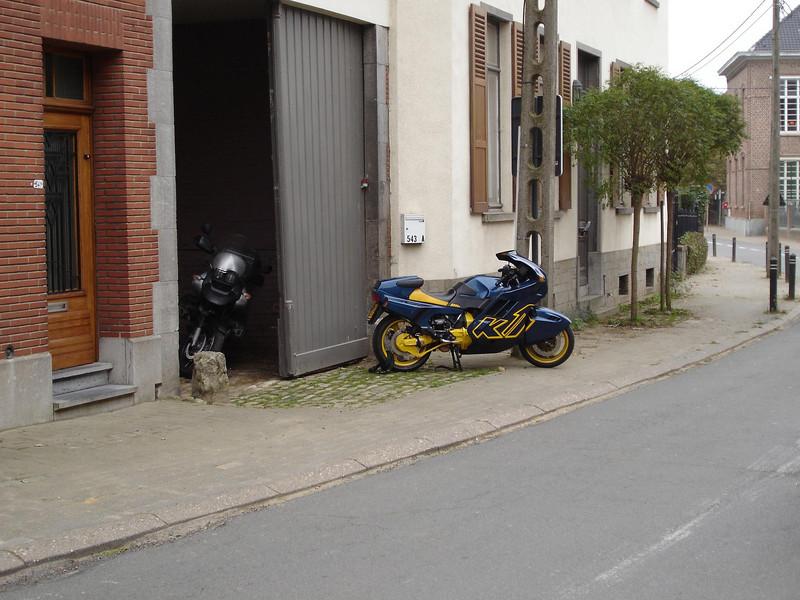 Barbeque bij Dd  (27/11/2007)