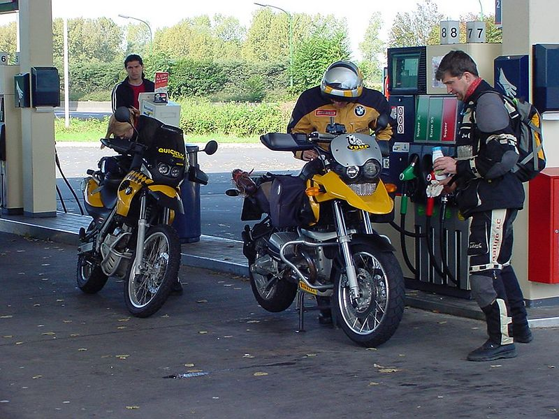 Asfaltrit - BMW GS Club Nederland