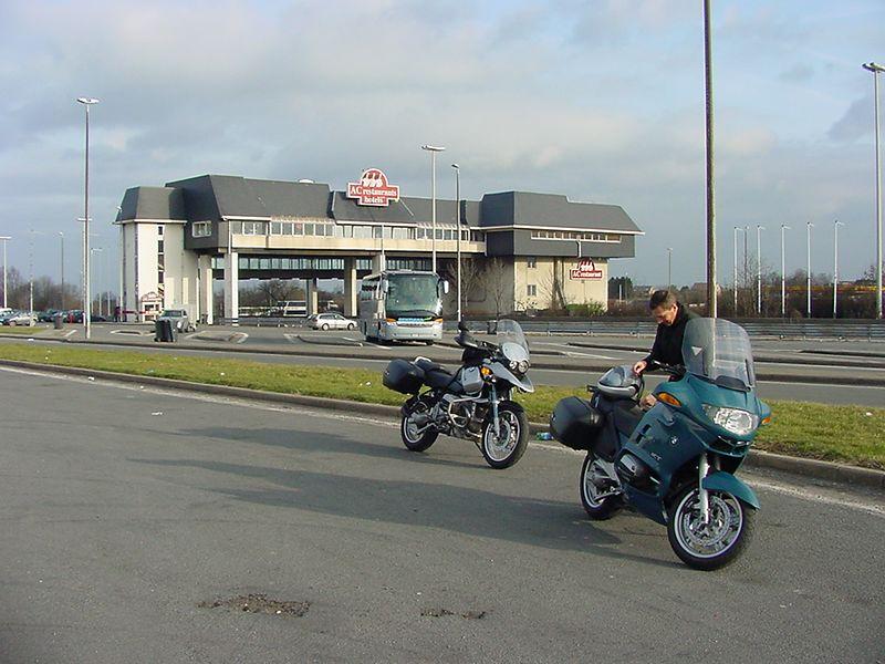 Boxer Stammtisch Aachen Belgium Tour 2003