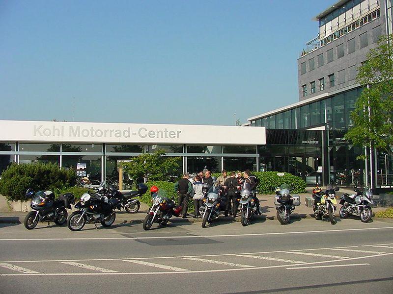 Boxer Stammtisch Aachen Ardennes Tour 2003