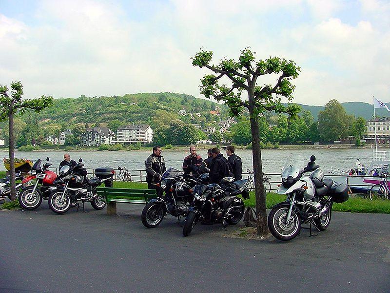 Boxer Stammtisch Aachen - Westerwald Tour 2004