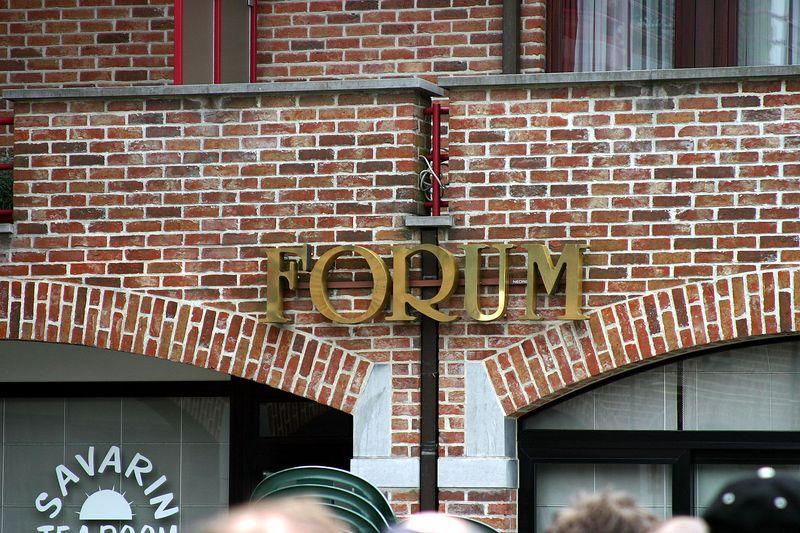 Rit rond het Brusselse met het BMW MC Vlaanderen forum