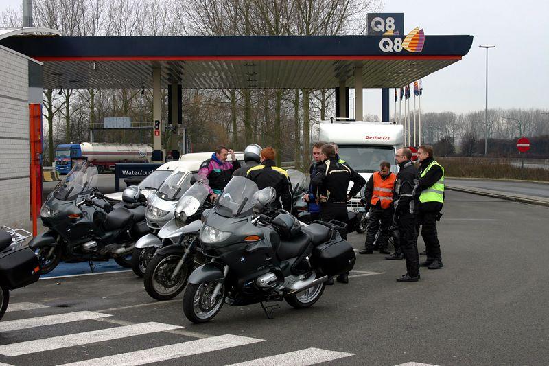 Zeelandrit van het BMW Motor Club Vlaanderen Forum (13/03/2005)