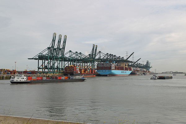 Haven Antwerpen - GSPeP
