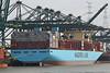 Haven Antwerpen - Linkeroever (Deurganckdok) - Madrid Maersk (10/06/2017)