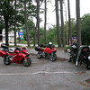 Took the Pig Trail (23) up to Eureka Springs.