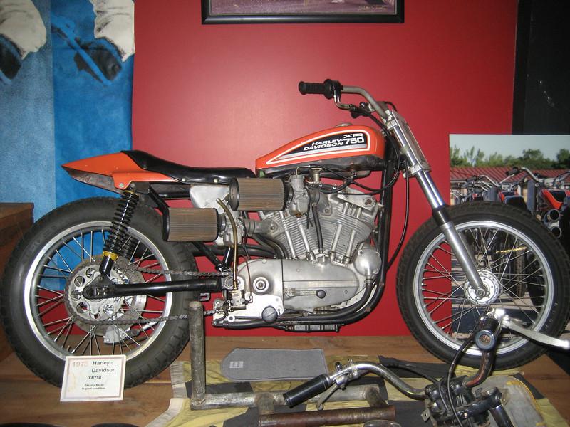 1975 Harley Davidson XR750