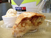 "<a href=""http://www.lovecreekorchards.com/patio.htm"">Cider Mill Cafe</a> in Medina.  Apple pie and some of the best ice cream (apple cinnamon) you'll taste...!"