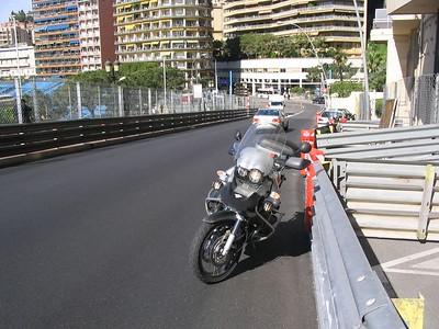Monaco GP Circuit