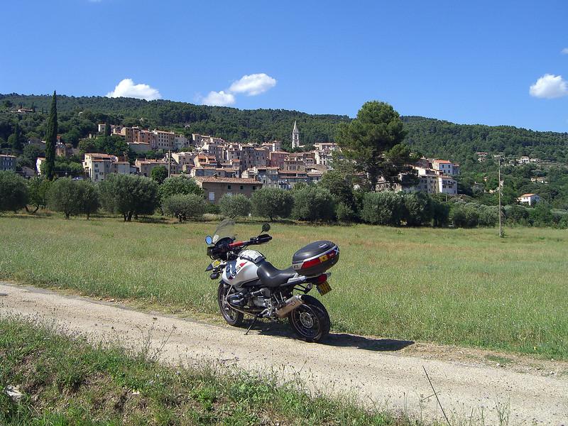 Callas village