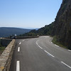 Road up to the Col de Belle Homme (D25)