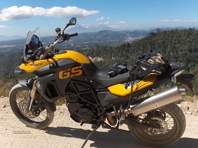 Prueba GS800 20dic08