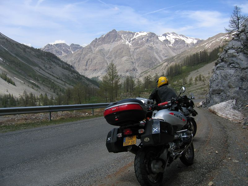 heading towards Barcelonette