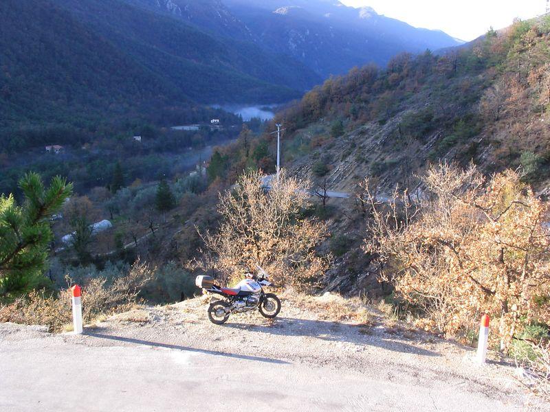 D10 Roquestron to Aiglun 6/12/03
