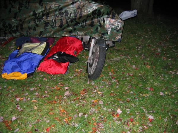 4 Bike Tent, PA