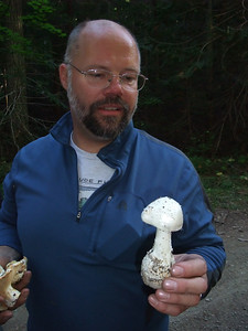 The Amonites (sp?) deadliest mushroom in the PNW.