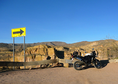 Triumph 800XC First and Second Ride in the Dirt
