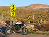 This is one of my favorite sections, especially in the Focus. This is a couple of miles past the wash at Tortilla Flats.