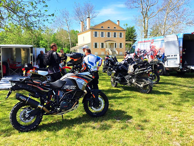 Triumph Tiger Ride 2016