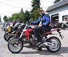 Aprilia SXV test ride
