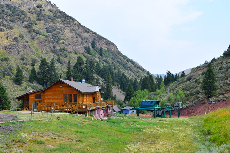 Pine Creek ski area