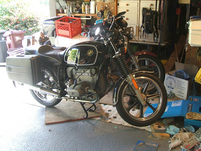 1977 R100/7
