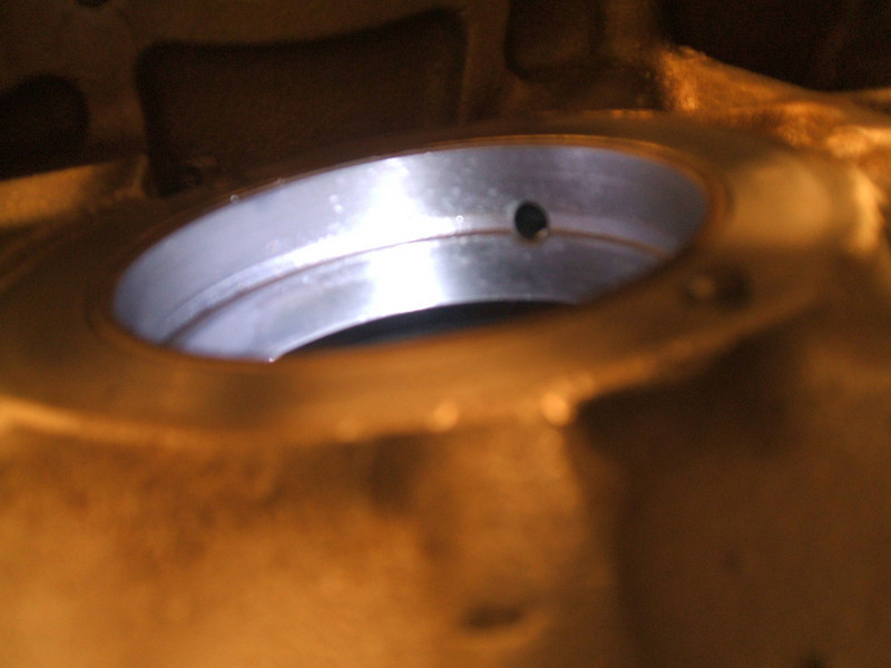 Rear MAIN Bearing