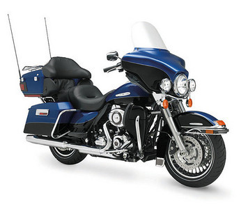 2010, Touring, FLHTK, Electra Glide Ultra Limited, angle front