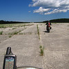 Raco Landing Field / Raco Army Airfield, Raco MI<br /> <br /> One mile  - no speed limit.