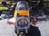 Mark Janulis' K75 (R90S Daytona Orange paint job)
