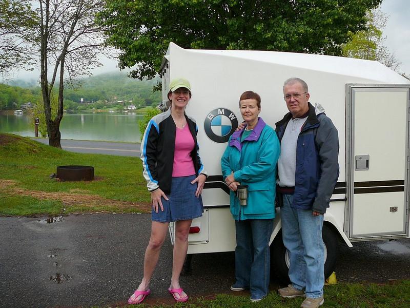Marylee, Sharon & Bob