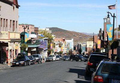 Park City Main street.