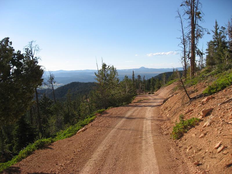 Paunsaugunt ATV trail