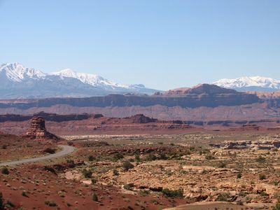 Utah!   April 4 - 8,  2005