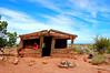Miner's shack.