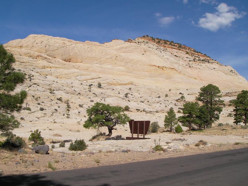 Burr Trail, south of Boulder Utah