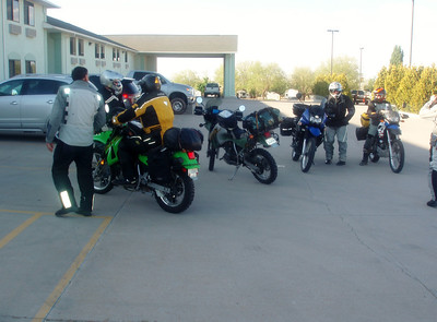 Utah Moto Trip May 2013