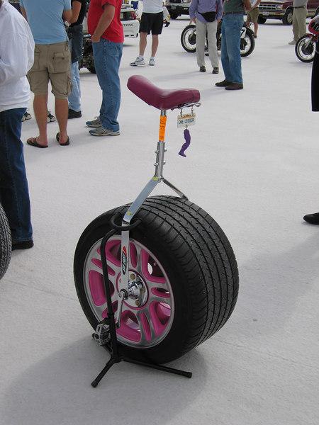 world's fastest unicycle