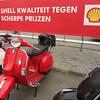 Bij Shell een tankbeurt en een rode px gratis :):):):)