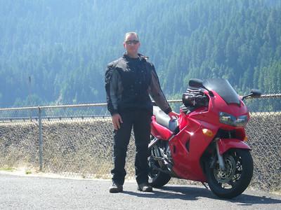 VFR800 Rides