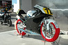 Honda R125 <br /> Tires are cooking...