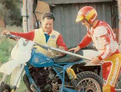 Bultaco MK11..?
