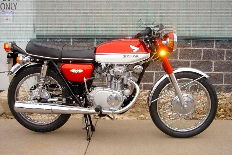 1971 Honda CB175