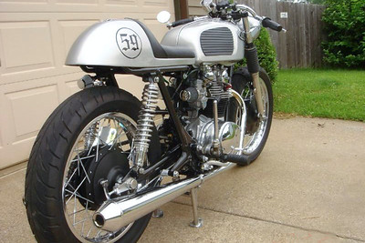 1972 YAMAHA XS2