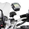 """SW-Motech Quick-Lock GPS-Halter.<br /> Bestelnummer: GPS.07.646.1<br /> Kleur: zwart<br /> Prijs: € 50,96<br /> Aangekocht bij: <a href=""""http://www.ks-parts.de"""">http://www.ks-parts.de</a>"""