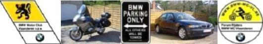Logo, PVDE op het BMW Forum.