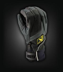 Klim PowerXross handschoenen. Maat: L Kleur: zwart/grijs Prijs: € 89,95 Aangekocht bij: www.motoadventurestore.be