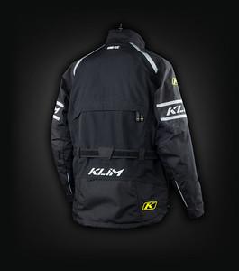 Klim Latitude Misano vest. Maat: XL Kleur: zwart Prijs: € 579,95 Aangekocht bij: www.motoadventurestore.be